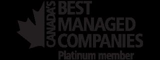 Best Managed Companies Award